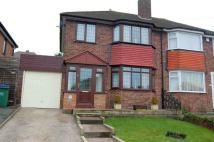 3 bed semi detached home in Hillbank, Tividale