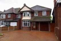 4 bed Detached house in Hagley Road West...