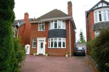 Detached property in Hagley Road...