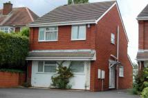3 bedroom Detached property for sale in Hagley Road...