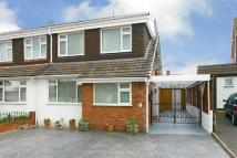 Semi-Detached Bungalow for sale in WOMBOURNE, Chapel Close
