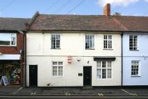 2 bed Terraced property in BREWOOD, Stafford Street
