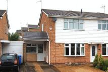 2 bedroom semi detached house in WOMBOURNE...