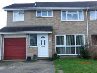 Terraced home in Magnolia Close, Andover