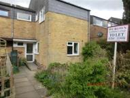 3 bedroom Terraced property to rent in Genoa Court, Roman Way...