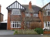 4 bed semi detached property in Mayfield Road...