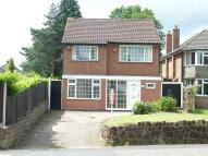 3 bedroom Detached home in Chester Road, Erdington...