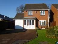 Detached home in Wayford Drive...