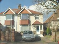 semi detached house in Chamberlain Road...