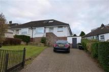 4 bed semi detached house in Westfield Crescent...