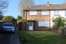 End of Terrace property in Wickhurst Rise, Portslade