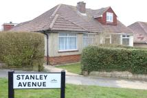 2 bed semi detached property to rent in Stanley Avenue, Portslade
