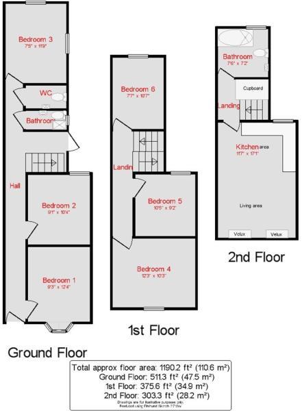 Floor plan 35Trevor Rd PO4 0LW (002).jpg