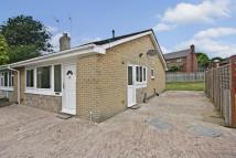 Vyrnwy Road Semi-Detached Bungalow for sale