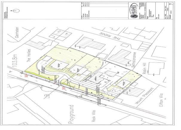 TWO BUILDING PLOTS