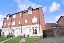 End of Terrace home in Barber Close, Oswestry