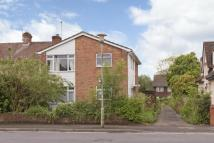 Detached house in Sandfield Road...