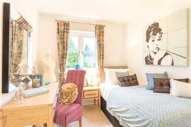 Plot 4 Bedroom 3