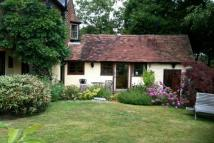 3 bed Cottage in Blacksmiths Lane...
