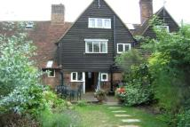 Goudhurst Terraced property to rent