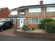 4 bed semi detached home in Nantwich Close...