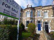 Terraced home for sale in Hilda Place...