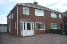 4 bed semi detached home in Mersey Road, Redcar, TS10