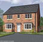new home for sale in Plot 1, The Willows...