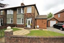 semi detached house in Alder Close, Prescot...