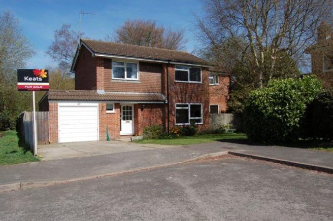 4 Bedroom Detached House For Sale In Liphook Family Home Backing