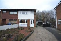 2 bed semi detached property in Oxburgh Road, Wigan...