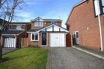 Detached home in Larchwood Drive, Wigan...