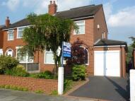 3 bedroom semi detached house to rent in Tarnside Road, Wigan...