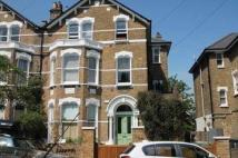 Flat for sale in Tressillian Road...