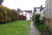 2 bed semi detached house in Farningham Road...