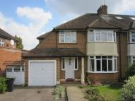 semi detached property in Trentwood Side, Enfield...