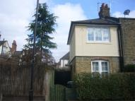 End of Terrace house in Chesthunte Road, London