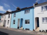 Terraced home in Rochester Street...