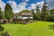 Detached house in Woodhey, D'Urton Lane...