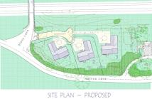 5 bed new home in Building Plots At Pear...