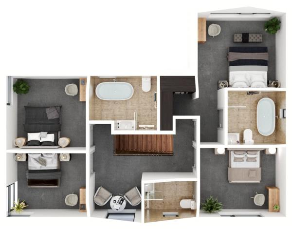 Floorplan Poplar