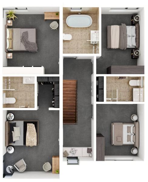 Floorplan Juniper