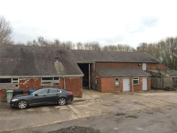 Further Hillock Barn