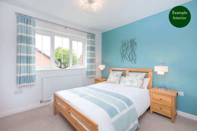 Bedroom CGI 3