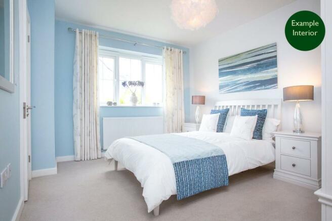 Bedroom CGI 2