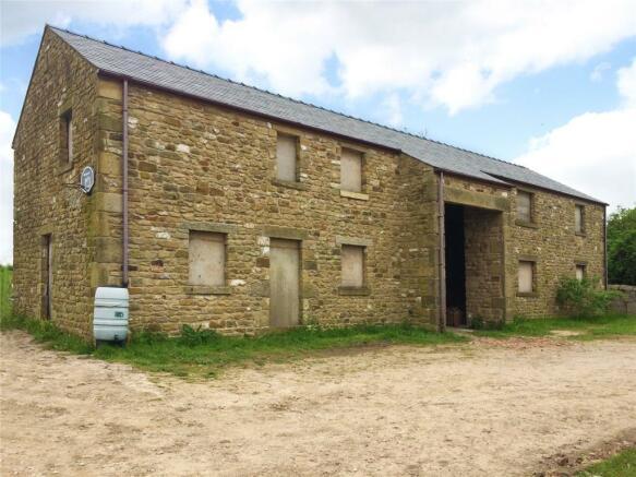 Eatoughs Barn