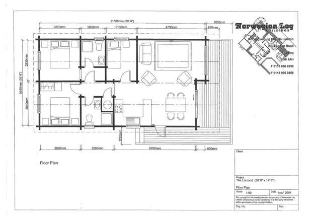 Lodges Floor Plan