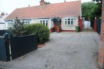 Semi-Detached Bungalow in Littlecoates Road...