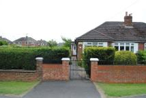 2 bed Semi-Detached Bungalow for sale in Pelham Road, Immingham...