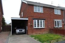 2 bedroom semi detached house in Steeping Drive, Immingham